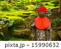 苔の中の石像 15990632