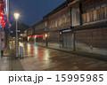 東茶屋 雨 金沢の写真 15995985