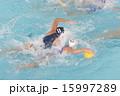 水球の競技 15997289