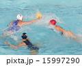 水球の競技 15997290