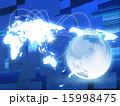 ネットワーク素材 15998475