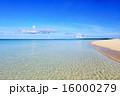 沖縄 宮古島の美しい海 16000279