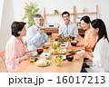 家族(3世代-食卓) 16017213