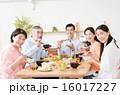 家族(3世代-食卓) 16017227