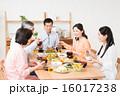 家族(3世代-食卓) 16017238