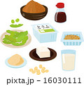大豆を使った食品 16030111