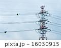 高所作業 メンテナンス 送電線の写真 16030915