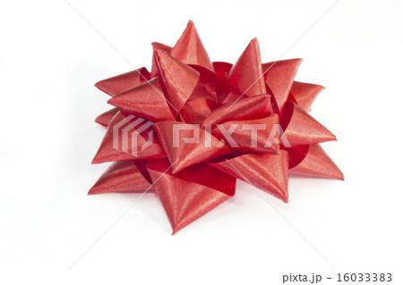 bow isolatedの写真素材 [16033383] - PIXTA