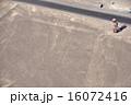 ナスカ ナスカの地上絵 地上絵の写真 16072416