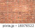 背景 壁 レンガの写真 16076522