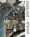 零式艦上戦闘機 操縦席 飛行機の写真 16076893