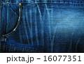 ジーパン デニム生地 デニムの写真 16077351