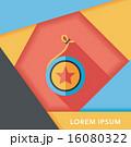 yo yo flat icon with long shadow,eps 10 16080322