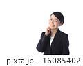 微笑む ビジネスウーマン キャリアウーマンの写真 16085402