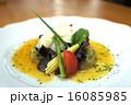 焼き茄子のサラダ オレンジドレッシング2 16085985