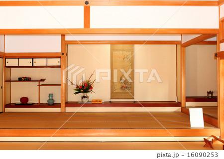小倉城庭園の和室 16090253