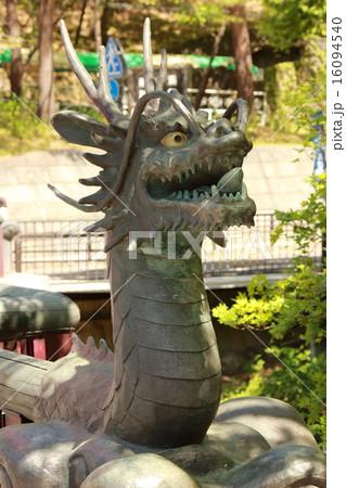 龍の石像 16094540