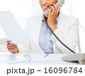 リスニング 聞く ビジネスウーマンの写真 16096784