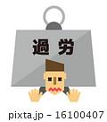 過労 16100407