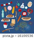 夏祭り 16100536