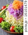 麺類 麺 ラーメンの写真 16101479