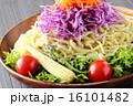 麺類 麺 ラーメンの写真 16101482