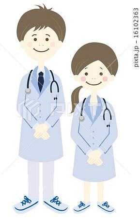 医者 女医 16102363