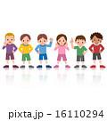 子供たち 16110294