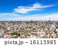 東京スカイツリー 青空 ビルの写真 16113985