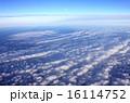 上空 航空写真 風景の写真 16114752