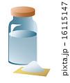 a medicine bottle 16115147