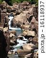 渓流 厳美渓 巨岩の写真 16118937