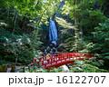 八幡平市の不動の滝 16122707
