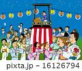 盆踊り 16126794