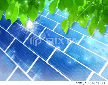 ソーラーパネル 16141071