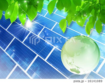 ソーラーパネル 16141089