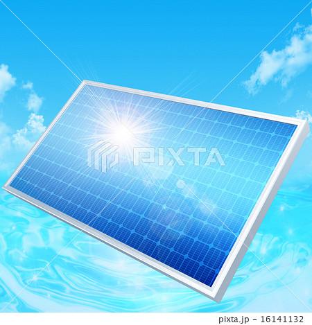 ソーラーパネル 16141132