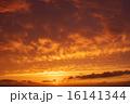 夕焼け 16141344