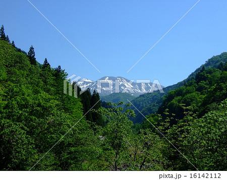 白山連峰 16142112