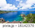 長崎展望台 父島 海の写真 16142370