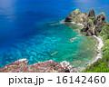 長崎展望台 父島 海の写真 16142460