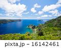 長崎展望台 父島 海の写真 16142461