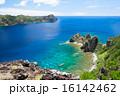 長崎展望台 父島 海の写真 16142462