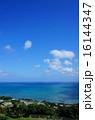 眺望 自然 海の写真 16144347
