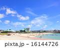 海水浴 トロピカルビーチ ビーチの写真 16144726