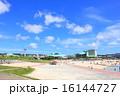 海水浴 トロピカルビーチ ビーチの写真 16144727