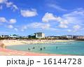 海水浴 海辺 トロピカルビーチの写真 16144728