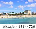 海水浴 海辺 トロピカルビーチの写真 16144729