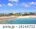 海水浴 海辺 トロピカルビーチの写真 16144732