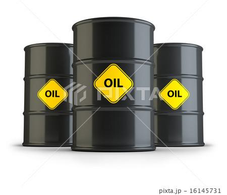 oil barrels 16145731